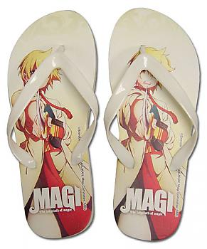 Magi The Labyrinth of Magic Flip Flop Slippers - Alibaba