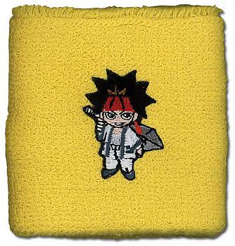 Rurouni Kenshin Sweatband - Sanosuke