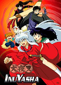 Inu Yasha Wall Scroll - Heroes Group
