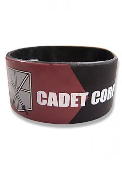 Attack on Titan Wristband - Cadet Corp