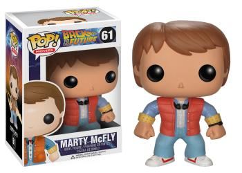Back to the Future POP! Vinyl Figure - Marty McFly