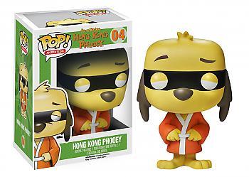 Hong Kong Phooey POP! Vinyl Figure - Hong Kong Phooey (Hanna-Barbera)