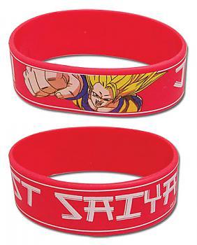 Dragon Ball Z Wristband - Just Saiyan