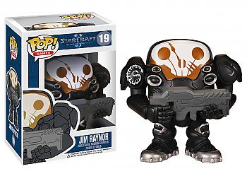 Starcraft POP! Vinyl Figure - Jim Raynor Space Marine Suit