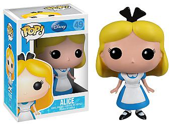 Alice in Wonderland POP! Vinyl Figure - Alice (Disney)