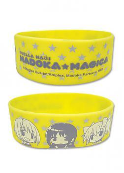 Puella Magi Madoka Magica Wristband - SD Characters