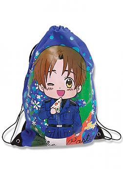 Hetalia Drawstring Backpack - Italy