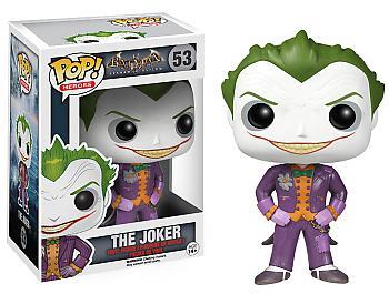 Batman POP! Vinyl Figure - Joker (Arkham Asylum)