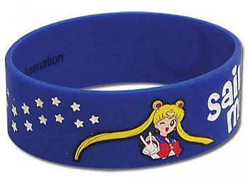 Sailor Moon Wristband - With Stars PVC