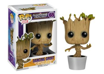 Guardians of the Galaxy POP! Vinyl Figure - Dancing Baby Groot