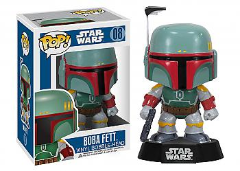 Star Wars POP! Vinyl Figure - Boba Fett
