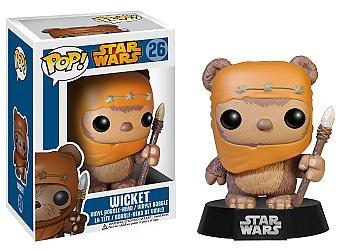 Star Wars POP! Vinyl Figure - Wicket