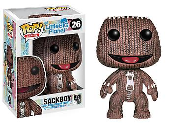 Little Big Planet POP! Vinyl Figure - Sack Boy