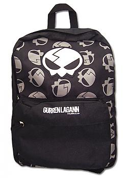 Gurren Lagann Backpack - Yoku Skull