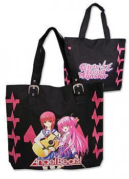 Angel Beats! Tote Bag - Girls Dead Monster