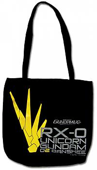 Gundam Unicorn Tote Bag - Banshee