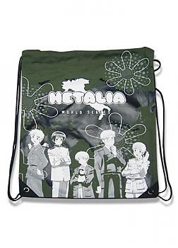 Hetalia Drawstring Backpack - World Series Group