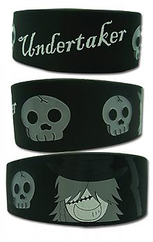 Black Butler Wristband - Undertaker