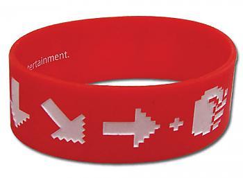 Street Fighter Wristband - Hadoken
