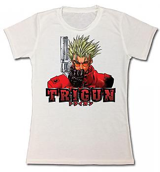 Trigun T-Shirt - Vash The Stampede (Junior M)