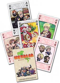 Hetalia Playing Cards - World Series