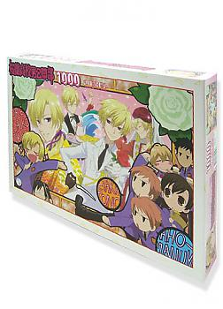 Ouran High School Host Club Puzzle - Group (1000pc)