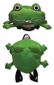 Naruto Plush Backpack - Frog