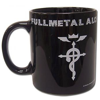 FullMetal Alchemist Mug - Cross of Flamel