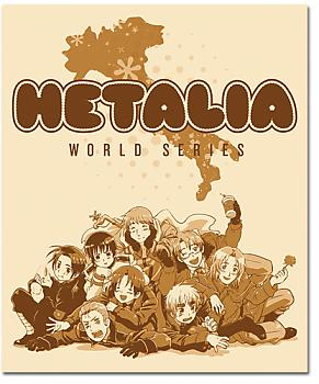 Hetalia Blanket - World Series