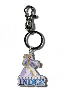 A Certain Magical Index Key Chain - Index