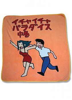 Naruto Shippuden Blanket - Icha Icha