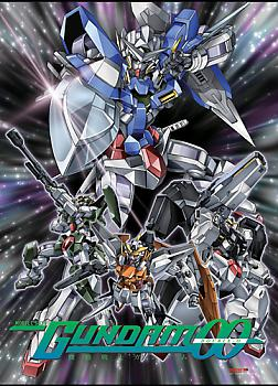 Gundam 00 Wall Scroll - Gundams Mobile Suit