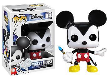 Epic Mickey POP! Vinyl Figure - Mickey Mouse (Disney)