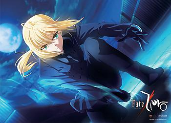 Fate/Zero Wall Scroll - Saber [LONG]