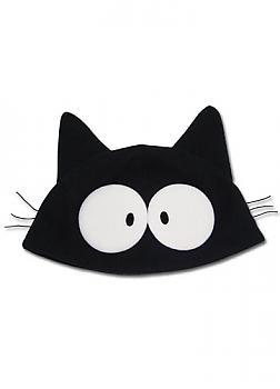 FLCL Fleece Beanie - Takkun Black Cat