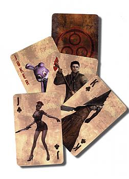 Silent Hill Playing Cards