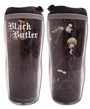 Black Butler 2 Tumbler Mug - Claude & Alois