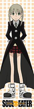Soul Eater Body Pillow - Maka (Dakimakura Hugging Pillow)