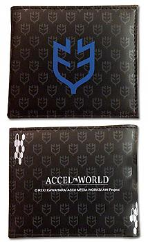 Accel World Bifold Wallet - Leonids Icon