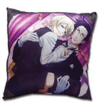 Black Butler Pillow - Claude & Aloise