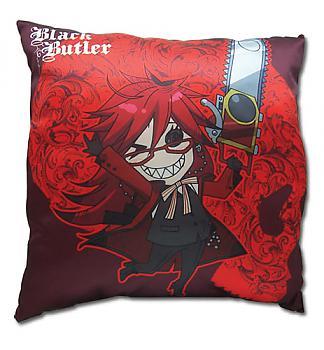 Black Butler Pillow - SD Grell