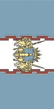 Valkyria Chronicles Towel - Guilla Flag
