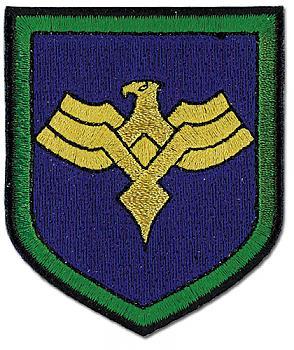 Toaru Hikoushi Patch - Knight Badge