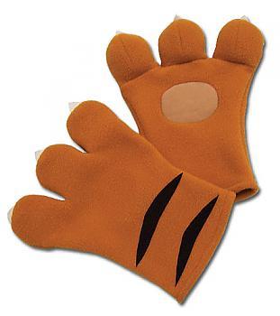 Code Geass Plush Gloves - Nina's Tiger (Set of 2)