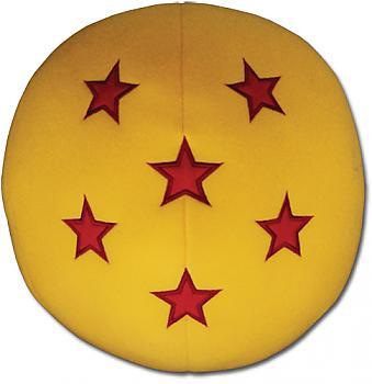 Dragon Ball Z Plush Pillow - 6 Star Dragon Ball