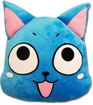 Fairy Tail Pillow - Happy Head Cushion