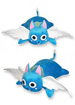 Fairy Tail Pillow - Happy with Wings