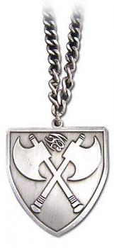 MAR Necklace - Ruberia's Symbol
