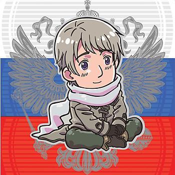 Hetalia Pillow - Russia