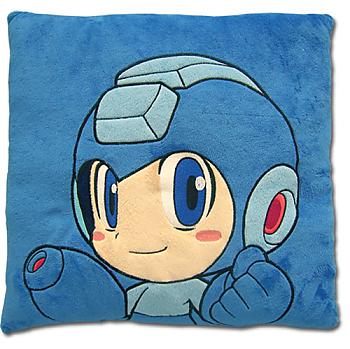 Mega Man Powered Up Pillow - Mega Man SD Velvet